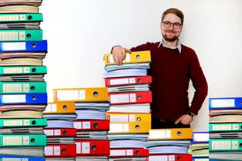 Mgr. Bc. Matěj Ondřej Havel, Ph.D.